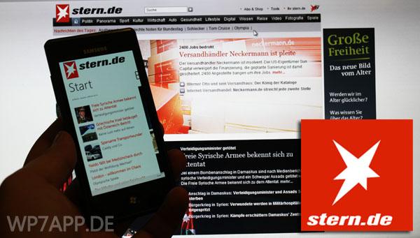 stern_de fuer windows phone