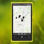 Windows Phone 8.1 Karten Here
